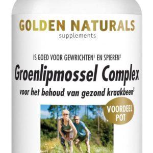Gn Groenlipmossel Complex 180 Caps