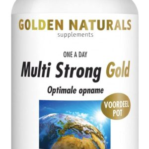 GOLDEN NATURALS MULTI STR 180T
