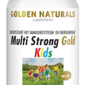 Gn Multi Strong Gold Kids 60 Kauwta