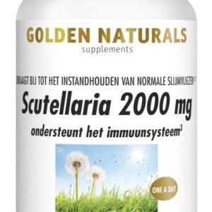 Gn Scutellaria 2000 Mg 60 Veganisti