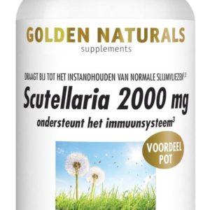 Gn Scutellaria 2000 Mg 180 Veganist