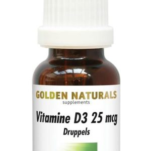 GN VIT D3 25 MCG DRUPPELS 20 ML