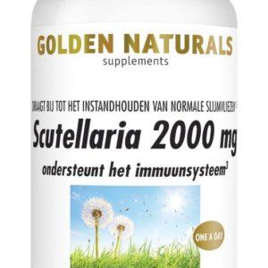 Gn Scutellaria 2000 Mg 30 Veganisti