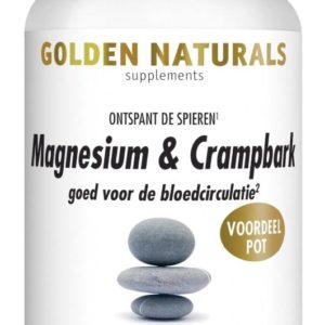 Gn Magnesium&Crampbark 180 Tabl
