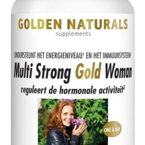 GN MULTI STRONG GOLD WOMAN 60 VEGA