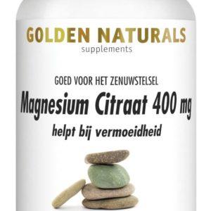 Gn Magnesium Citraat 400 Mg 60 Vega