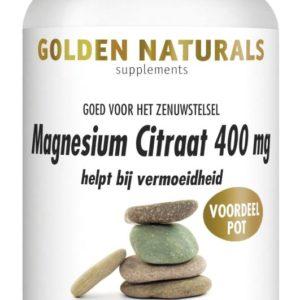 Gn Magnesium Citraat 400 Mg 180 Veg