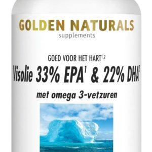 Gn Visolie 33% Epa&22% Dha 60 Softg