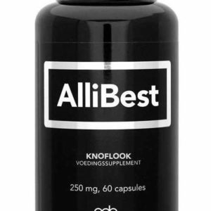 ALLIBEST KNOFLOOK 250mg 60C