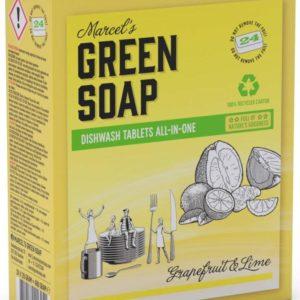 GREEN SOAP VAATWASTBL GRAPEFRU 480G