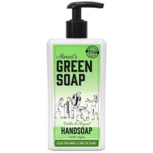 GREEN SOAP HZ TONKA MUG POMP 500M