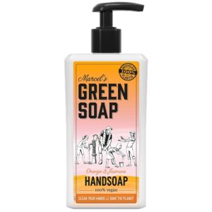 GREEN SOAP HZ SINAAS JAS POMP 500M