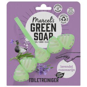 GREEN SOAP WC BLOK LAVENDEL 1S