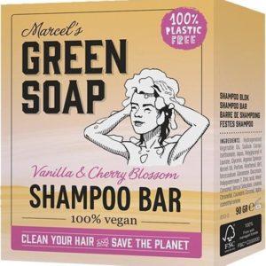 GREEN SOAP SHAMPOOBAR VANILLE 90G