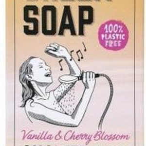 GREEN SOAP SHOWERBAR VANILLE 150G