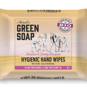 GREEN SOAP HANDDOEK VAN&CHERRY 15ST