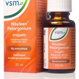 Nisyleen pelargonium druppels