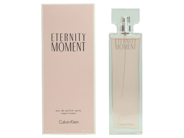 Geur Ck Eternity Moment Edp Da 100M