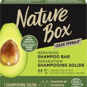 Nature Box Bar Shamp Body Avoc 85G
