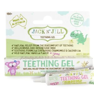 JACK N JILL TEETHING GEL 15G