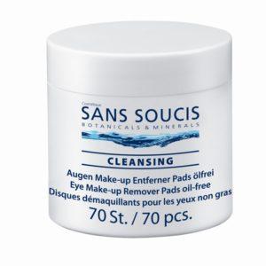 Sans Soucis Eye Make up Remover Pads 70pcs